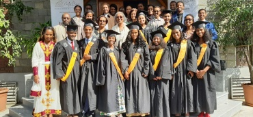 YeBen Students' Graduation 2019